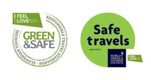 Green and Safe I feel Slovenia